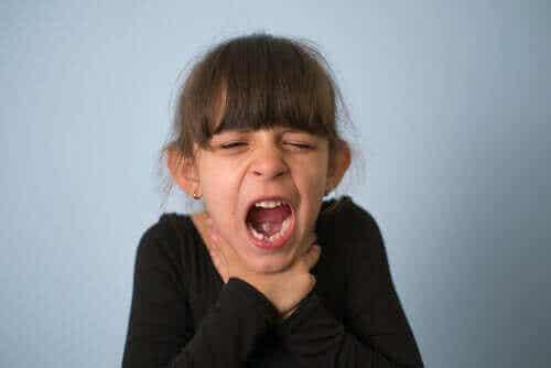 Kvælning hos børn: Dette skal du gøre