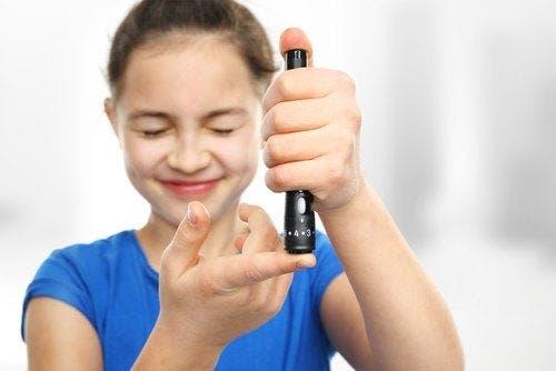 Karaktertræk for ungdomsdiabetes