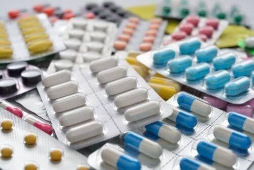 Forskellige former for smertestillende medicin