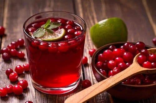 Tranebærjuice til at lindre smertefuldt blæresyndrom