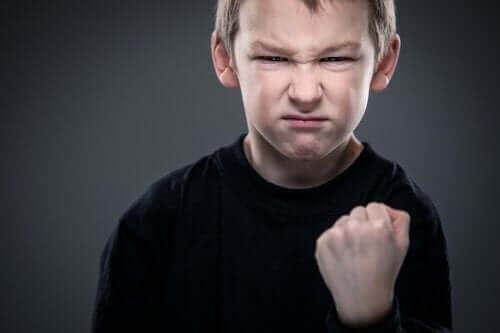 Oppositionel adfærdsforstyrrelse hos børn
