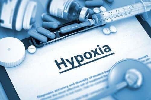 Cerebral hypoksi: Typer og årsager