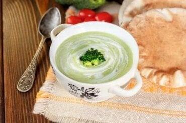 Tre cremede grøntsagsopskrifter, der styrker immunforsvaret