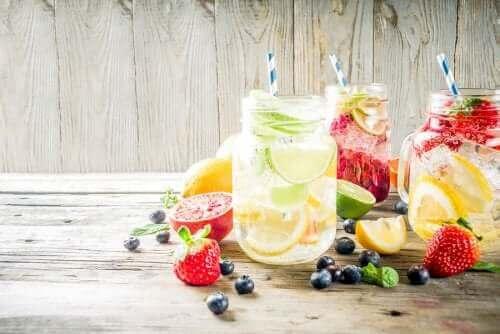 Drikkevarer med frugtsmag – alt du bør vide