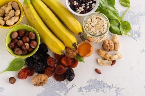 Fødevarer rige på kalium til at sikre hjertesundhed