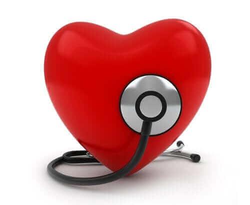 Karaktertræk ved medfødte hjertesygdomme