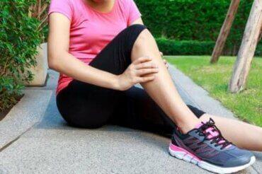 Forsinket muskelømhed (DOMS)