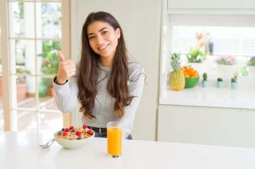 En sund morgenmad - Det skal du inkludere