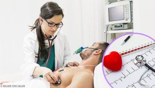 Verapamil gives til hjertepatient