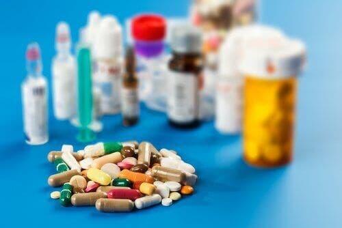 Piller på bord indeholder metamizol