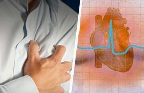 Person tager sig til hjerte grundet bivirkninger ved verapamil