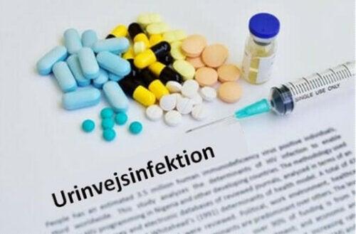 Antibiotika mod urinvejsinfektioner