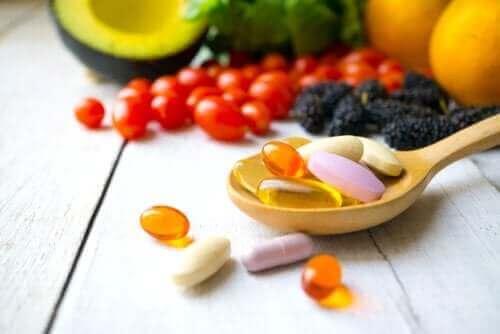 Hvad er vandopløselige vitaminer?