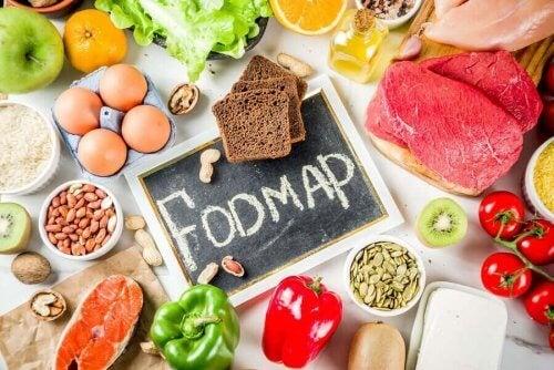 Fødevarer til en FODMAP diæt