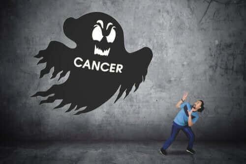 Carcinofobi eller frygten for kræft