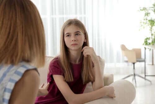Når teenagere lyver - en frygtet situation