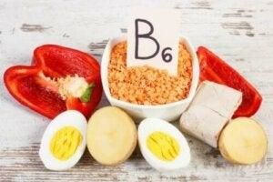 Fordelene ved B6-vitaminer