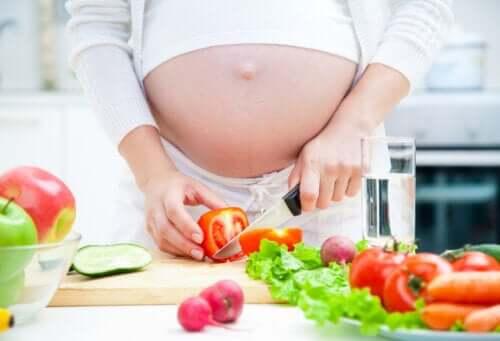 Betydningen af kost under graviditet