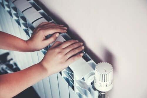 Grunden til at høj varme påvirker helbredet negativt