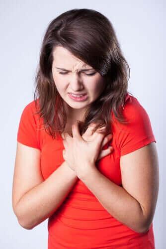 Lær alt, hvad der er at vide om brystsmerter