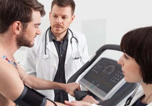 Hjerterehabilitering  - Aktivitet efter et indgreb