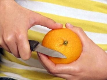 Bør man spise frugtskræl eller ej?