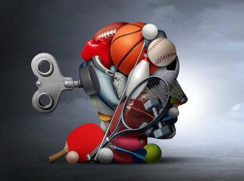 Motions indvirkning på hjernen og dens funktioner