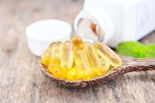 Fiskeolie som kosttilskud, da effekterne af omega-3 er utallige