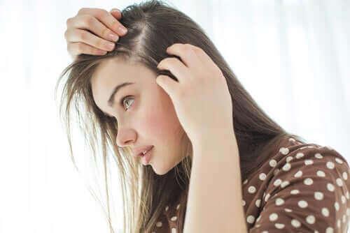 Grå hår: Hvorfor kommer de?
