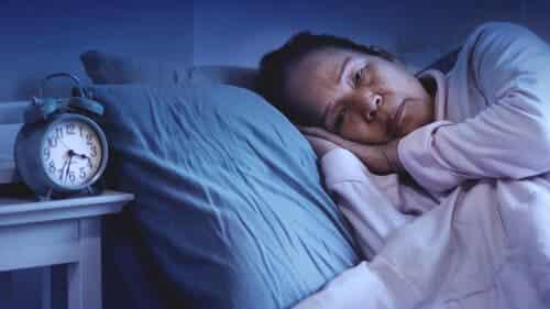 Alzheimers sygdom og ændringer i søvnmønstre