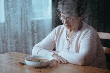 Hyporeksi eller mangel på appetit