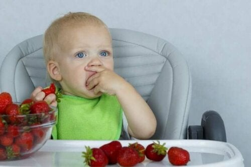 Forstoppelse hos børn kan bekæmpes ved at spise sundt