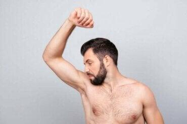 Dermatitis neglecta - Når man ikke går i bad