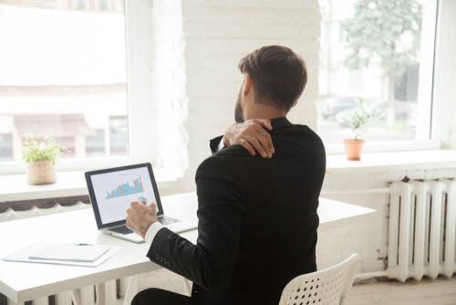 Følg disse anvisninger, hvis du har et stillesiddende job