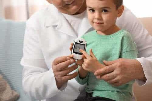 Normale blodsukkerniveauer hos børn