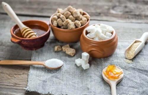 Fødevarer med fruktose eller sukrose bliver til glukose i din krop