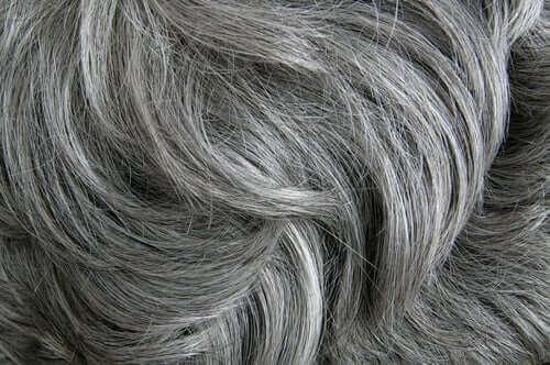 Stress forårsager grå hår, viser et studie