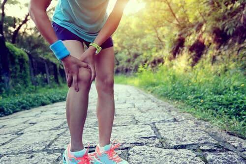 Hjemmemidler til at behandle løberknæ