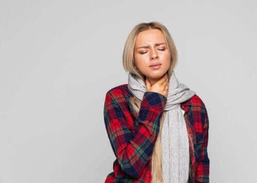 Fire naturlige midler mod strubebetændelse
