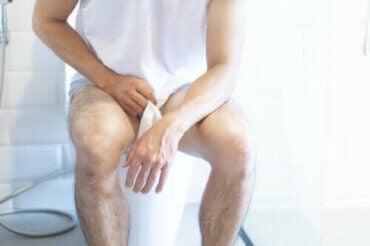 Alt om symptomer på blærebetændelse hos mænd