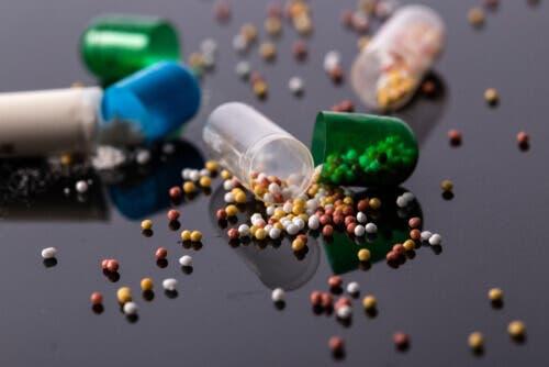 Piller på bord