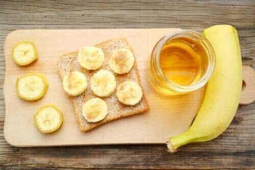 Fordele ved bananer for sportsfolk og idrætsudøvere