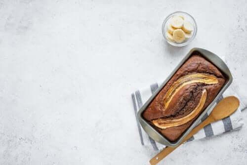 Tre lækre opskrifter på bananbrød