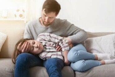 Naturlige midler mod migræne hos børn