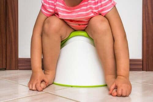 Urinvejsinfektioner hos børn