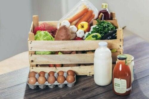 Hvad er en bæredygtig kost egentlig?