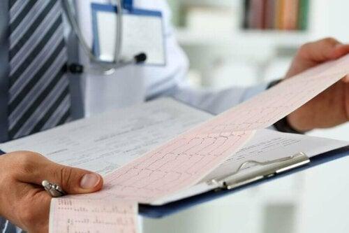 Scanning af hjertelyd for at tjekke effekterne af alkohol på hjertet