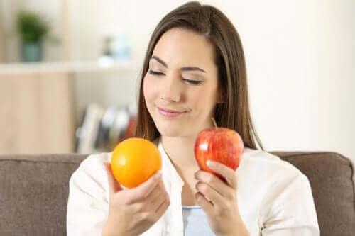 5 falske nyheder om mad, du bør kende