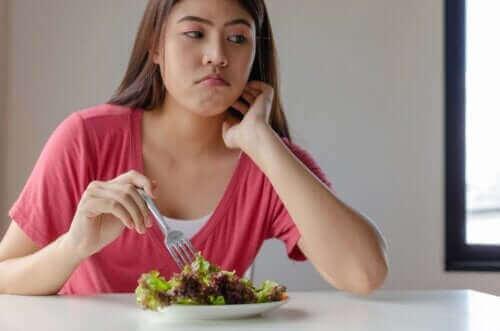 Sygdomme, som mangel på vitaminer kan forårsage