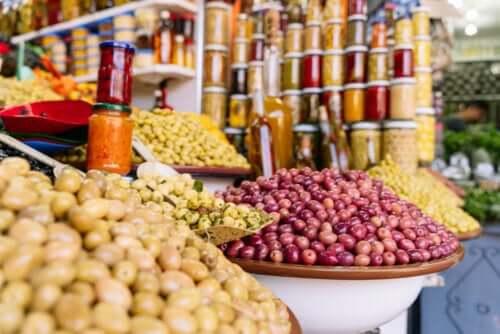 Lokale grøntsager kan være en del af en bæredygtig kost
